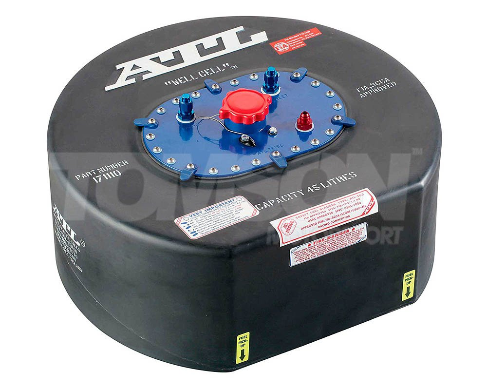 ATL WC112 / SA-AA-190 fuel cell Well Cell (Saver D-cell) 45L (with FIA  homologation)
