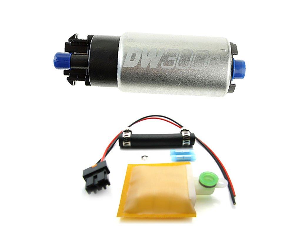 Deatschwerks 9 309 1009 Dw300c Compact 340lph In Tank Fuel Pump Gtr Filter Nissan