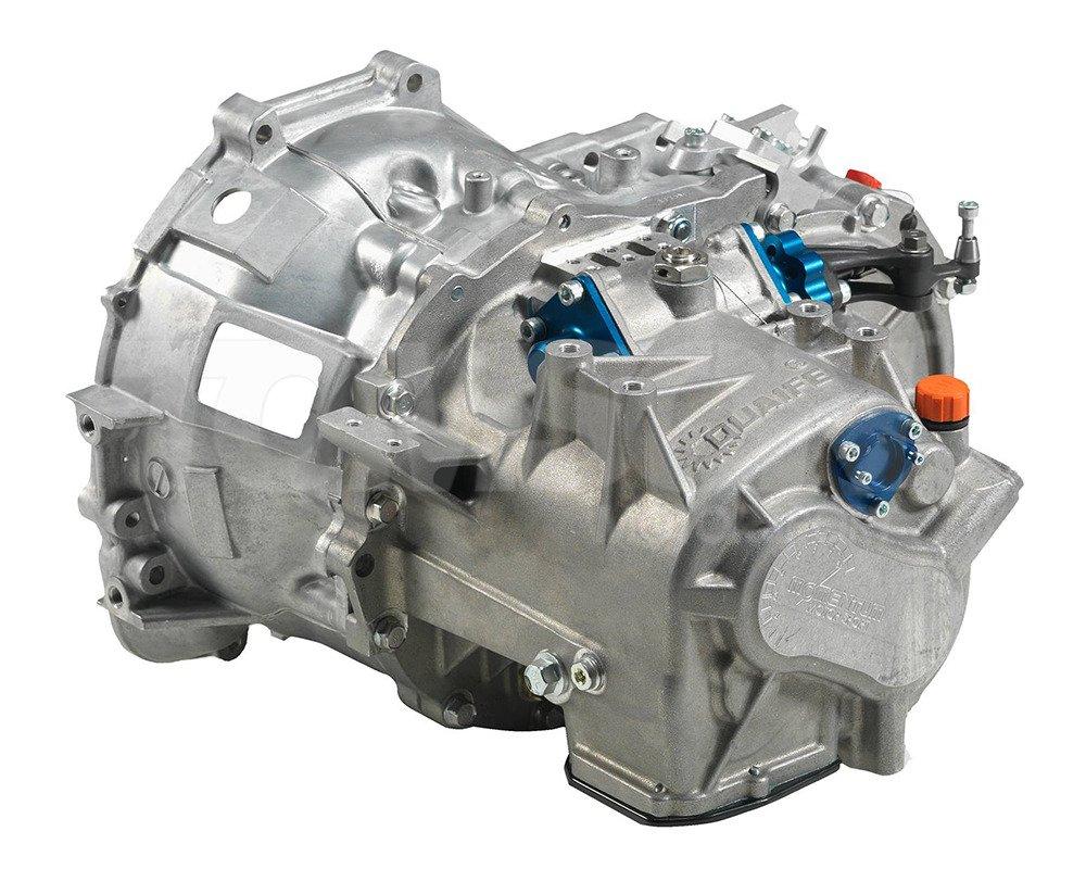 Quaife QBE6U 5-speed sequential gearbox Mitsubishi Lancer Evo IV, V, VI,  VII, VIII, IX