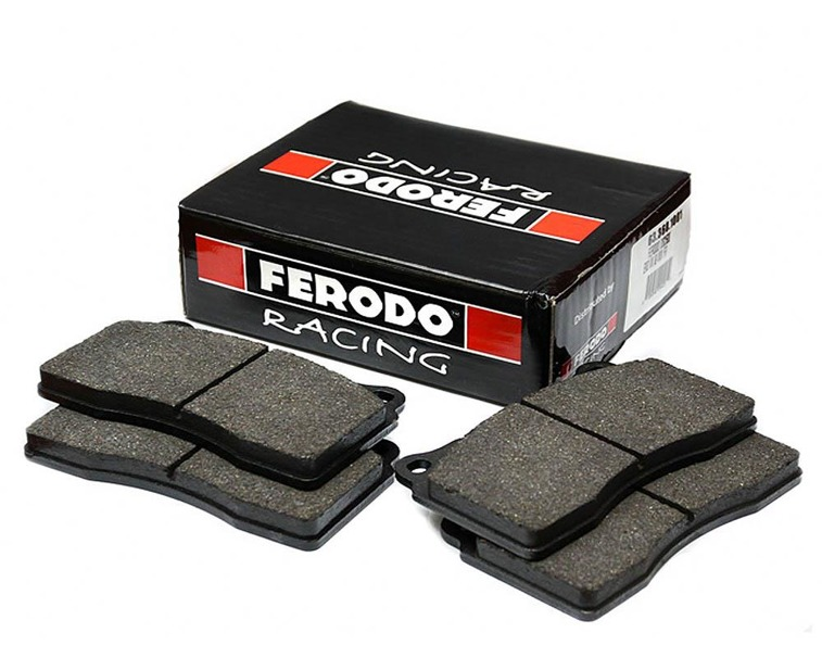 FERODO RACING DS2500 FRONT BRAKE PADS FORD FOCUS RS 2.5 MK2 2009 FCP4044H