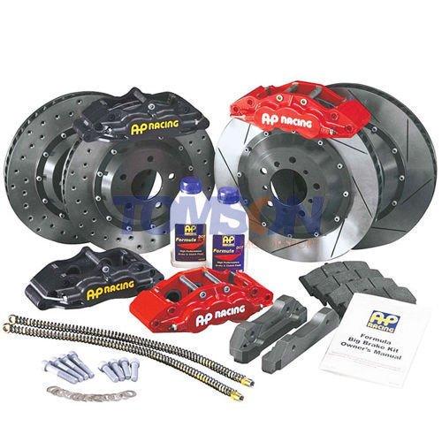 AP Racing CP5555M1049BG G8 big brake kit BMW M3 E90, E92, E93 378 mm front  (black)