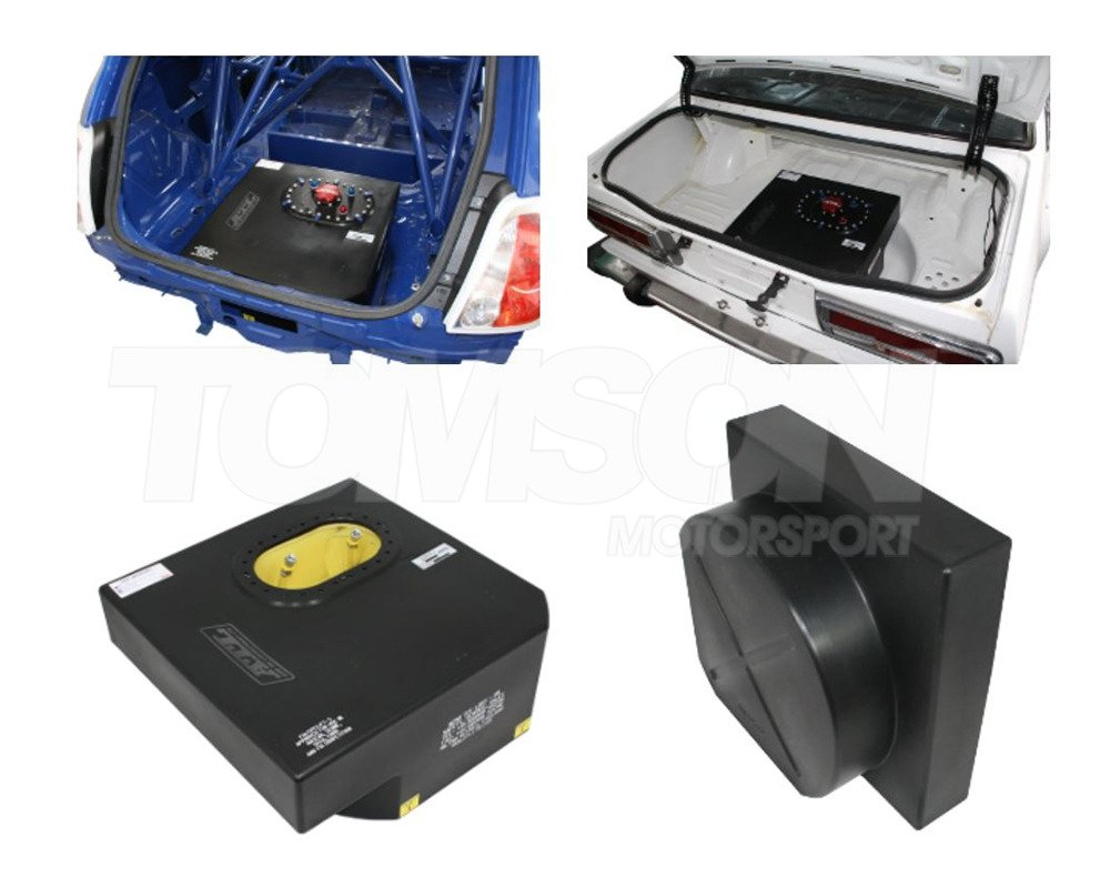 ATL WC116 / SA-AA-220 fuel cell Well Cell (Saver D-cell) 60L (with FIA  homologation)