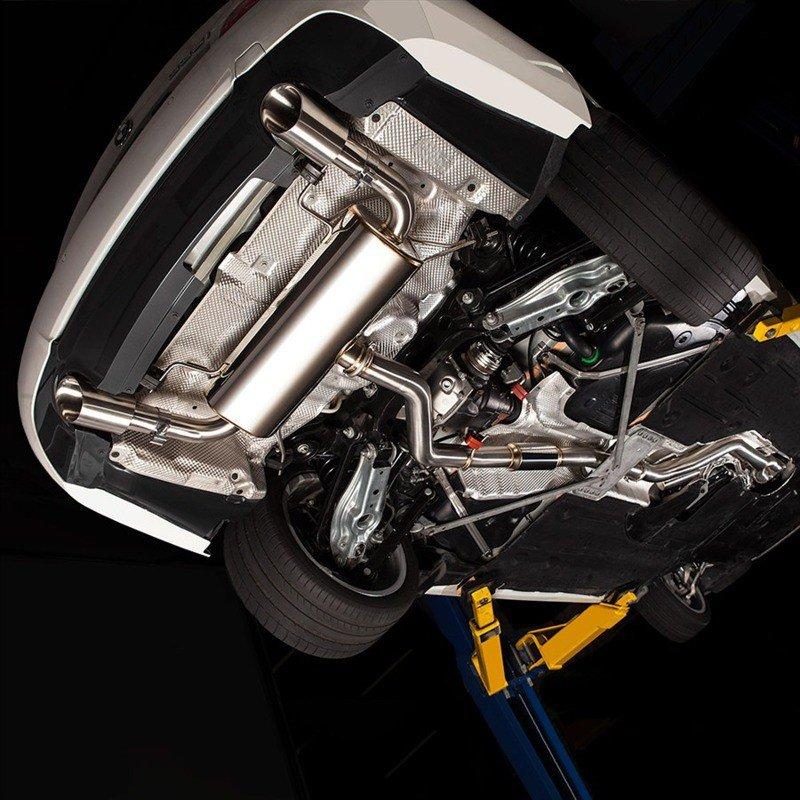 Cobb Tuning 5B1130 cat back exhaust BMW Series 3 335i/335ix (E90, E91, E92)  (N54, N55)