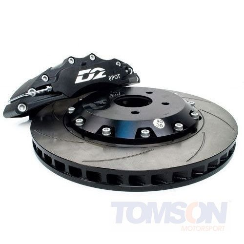 Bmw Z3 Turbo Kit: D2 Racing Street Big Brake Kit 356 Mm 6-pot BMW Z3 (front
