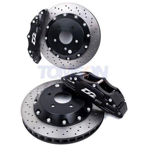 d2 racing street big brake kit 356 mm 6 pot ford escort cosworth front brakes big brake. Black Bedroom Furniture Sets. Home Design Ideas