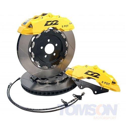 D2 Racing Street Big Brake Kit With Floating Discs 380 Mm