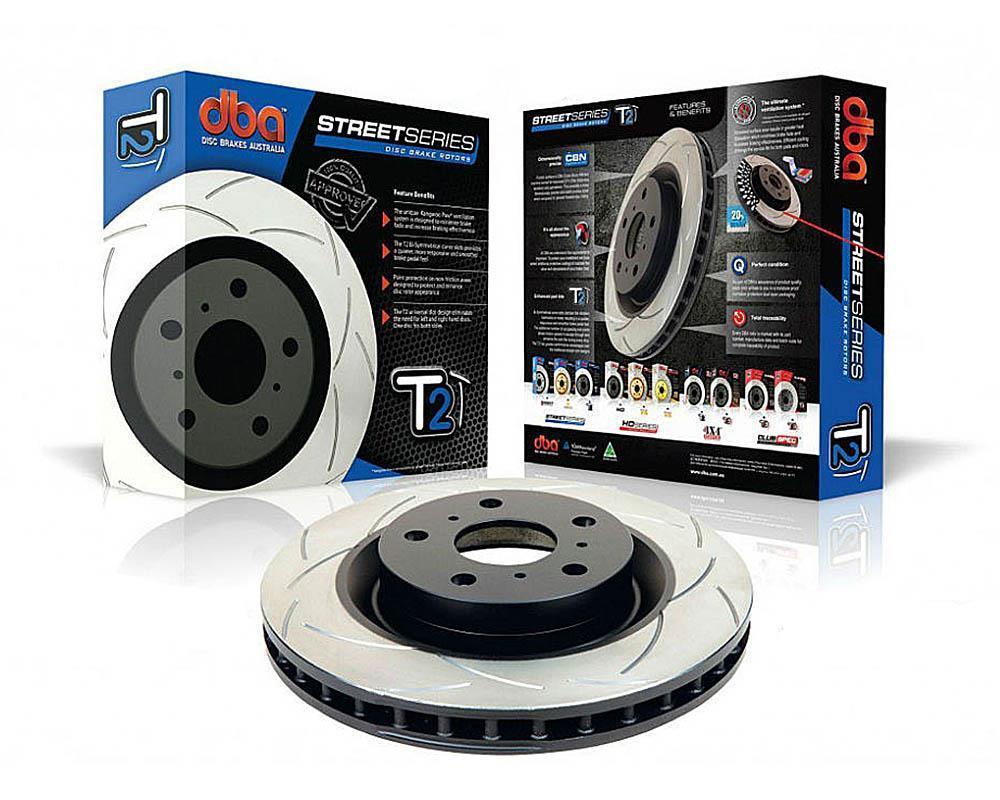 Dba 488s Street T2 Slot Brake Rotor Honda Civic Fb Fk Fd
