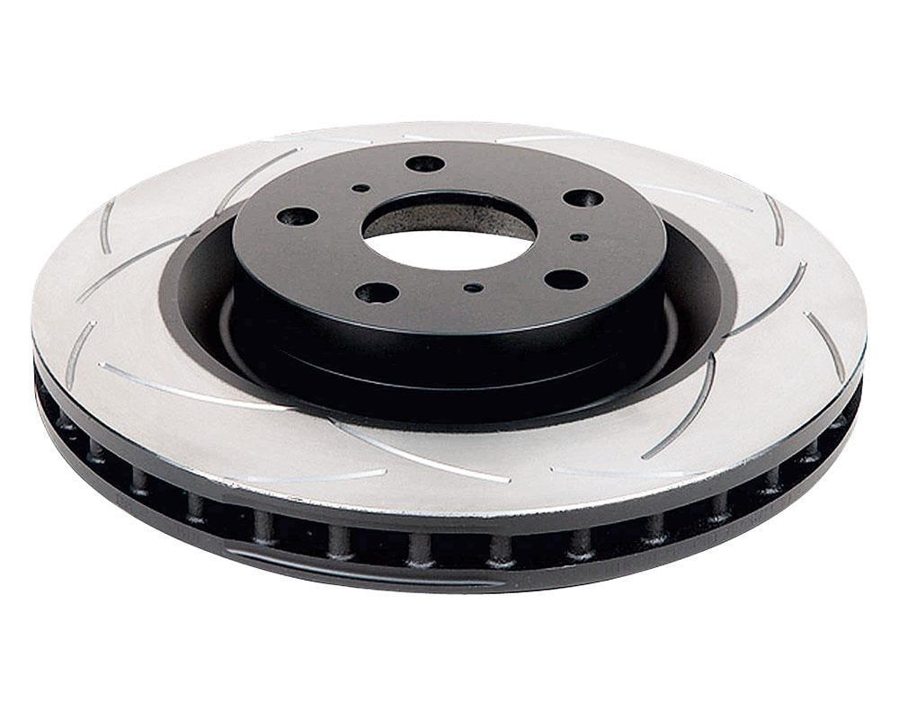 Dba 966s Street T2 Slot Brake Rotor Bmw E46 Z3 318i 320d