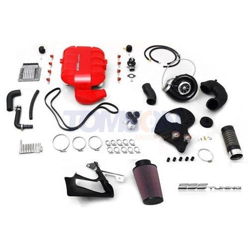Vortech Centrifugal Supercharger System From Ess Tuning: ESS Tuning VT1-550 Supercharger System BMW E90, E92, E92
