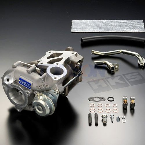 Lancer Evolution Engine Specs: HKS 11004-AM004 GTII 7460R Turbo Kit For Mitsubishi Lancer