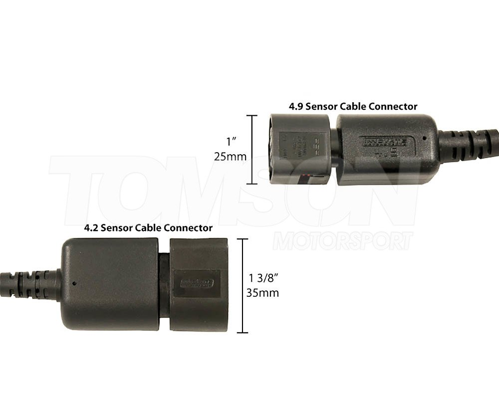 Innovate 3737 Bosch Oxygen Sensor Lsu 42 Part 0 258 007 057 O2 Wiring Diagram 3 Wire Connector