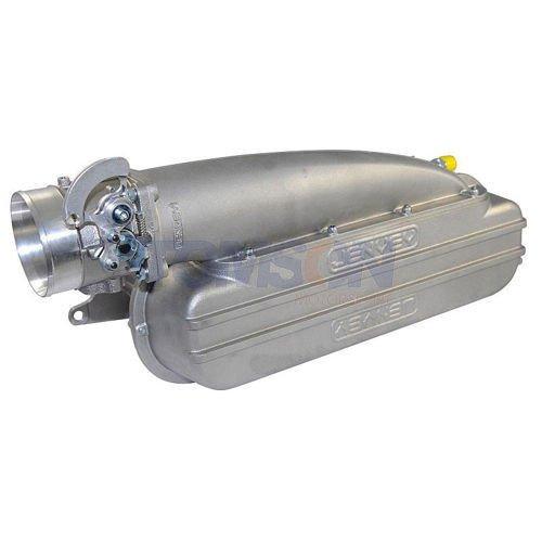 Jenvey turbo intake plenum Mitsubishi Lancer Evo 5-9 4G63T | Air induction \ Intake manifold ...