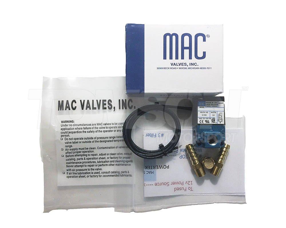 mac valves electronic boost control solenoid turbo valve. Black Bedroom Furniture Sets. Home Design Ideas