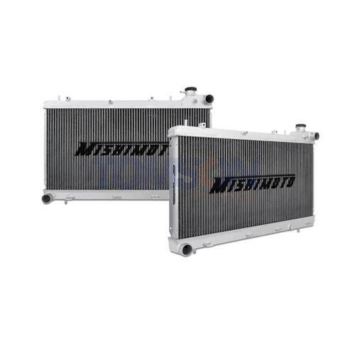 Vw Mk5 R32 Supercharger Kit: Mishimoto MMRAD-MK5-08 Aluminum Racing Radiator VW Golf V