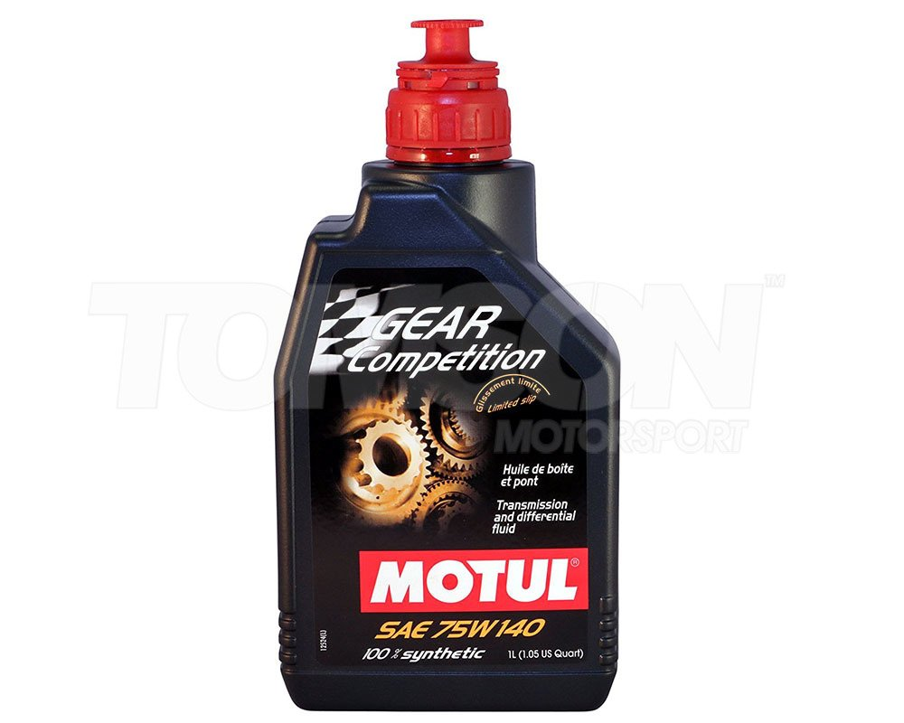 Motul Gear Competition 75w140 oil 1L | Maintenance ...