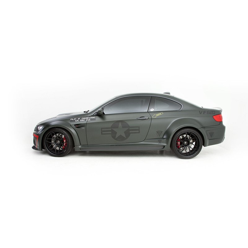 Bmw M3 E92 Turbo Kit