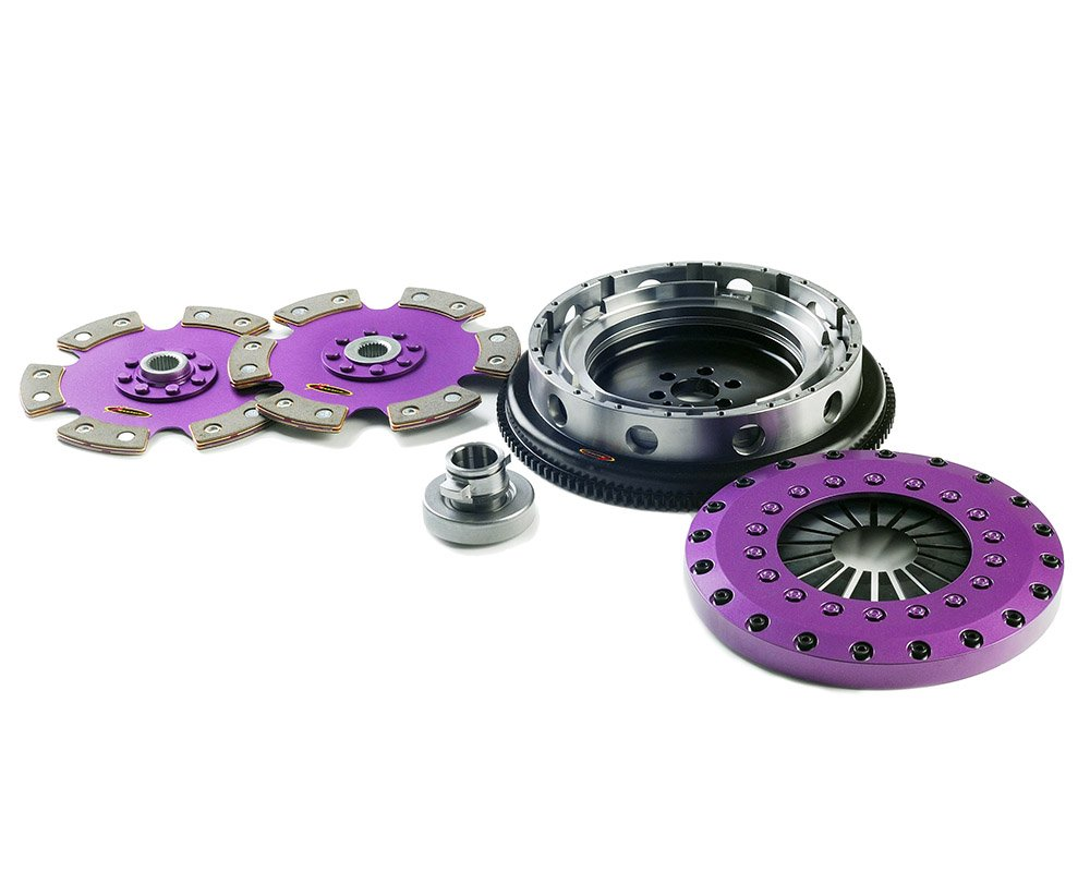 Xtreme Kbm23594 2g 230mm Organic Twin Plate Clutch Kit
