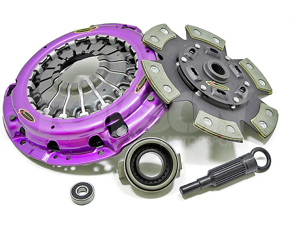 XTD STAGE 3 CERAMIC RACING CLUTCH KIT FITS FOR 1992-1993 INTEGRA YS1 CABLE