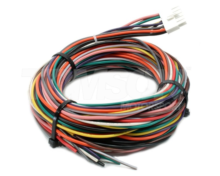 AEM 30-3323 wiring harness for V2 controllers with internal MAP sensor