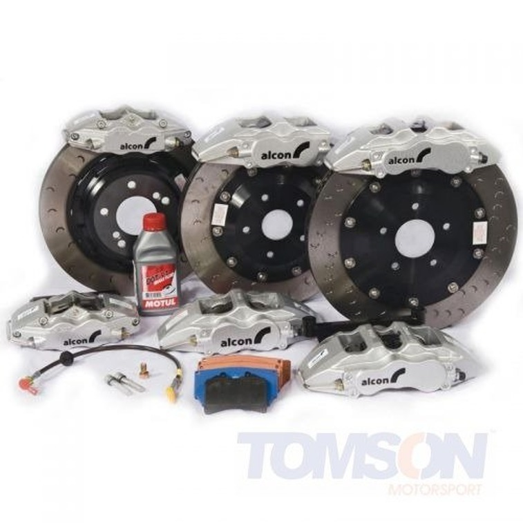 Alcon Big Brake Kit Mitsubishi EVO X front