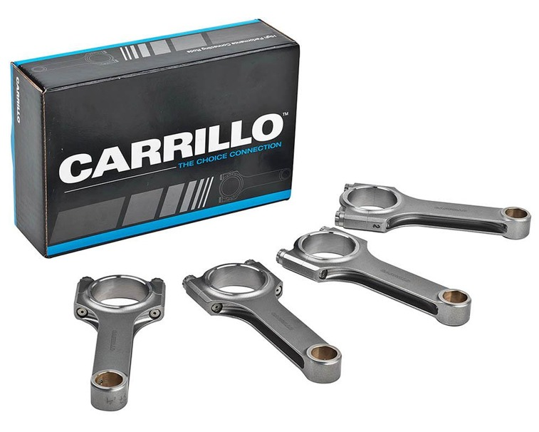 Carrillo TO-2JZ>-65590H Pro H-beam rods Toyota Supra, Chaser, Aristo, Soarer, Lexus IS300, SC300, GS300 2JZ-GE, 2JZ-GTE (WMC)