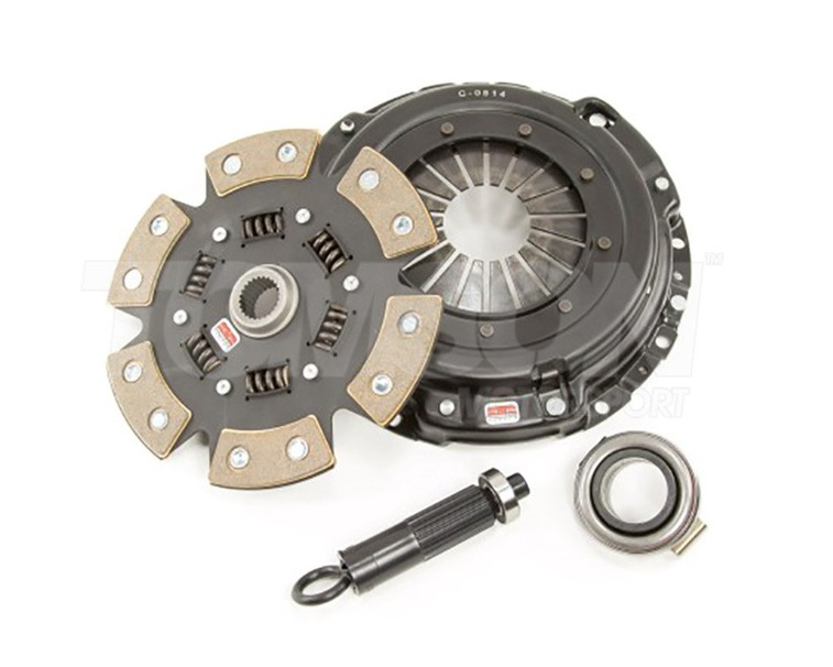 Competition Clutch 5153-1620 Stage 4 clutch kit Mitsubishi Lancer Evo X 4B11T