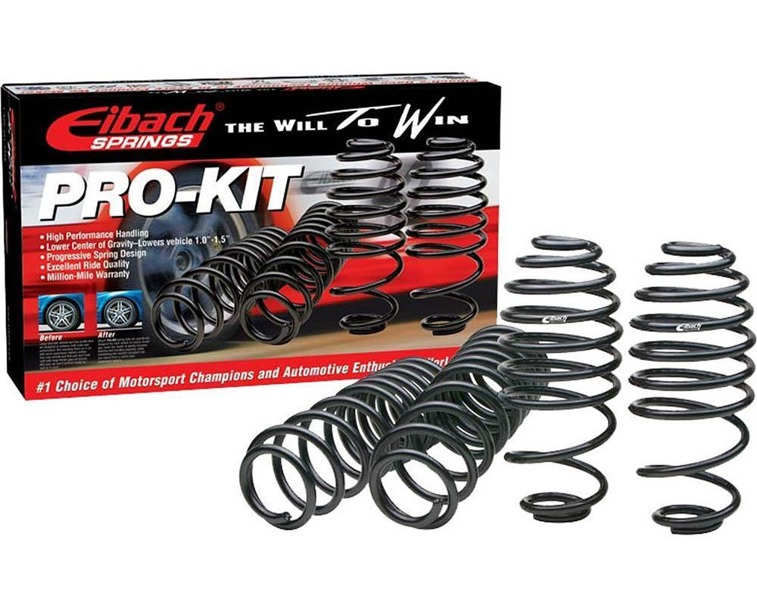 Eibach E10-35-023-14-22 Pro Kit springs Focus RS Mk3 2.3 EcoBoost