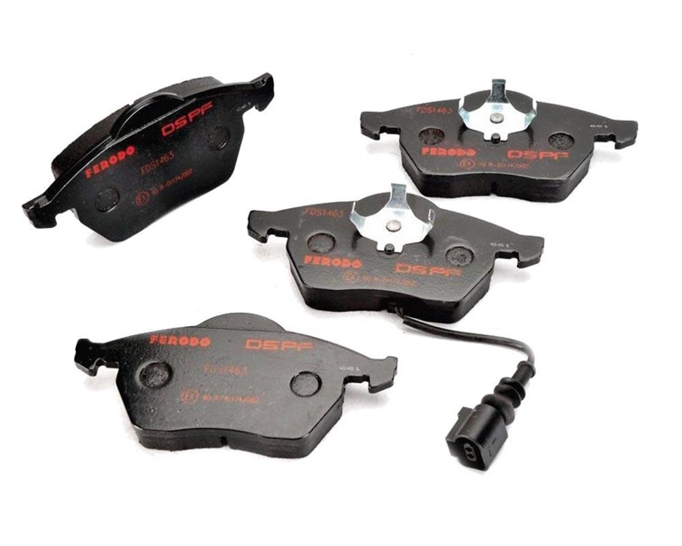 Ferodo FDS1467 DS Performance brake pads Peugeot 206 RC (front)