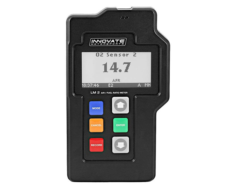 Innovate 3837 LM-2 Digital Air/Fuel Ratio Meter Basic LSU 4.9