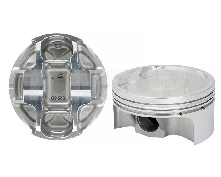 JE Pistons 361349 forged pistons BMW E36 M3 S50B30 EURO 3.0 24v 86.25 mm CR 9.0:1 (21 mm)