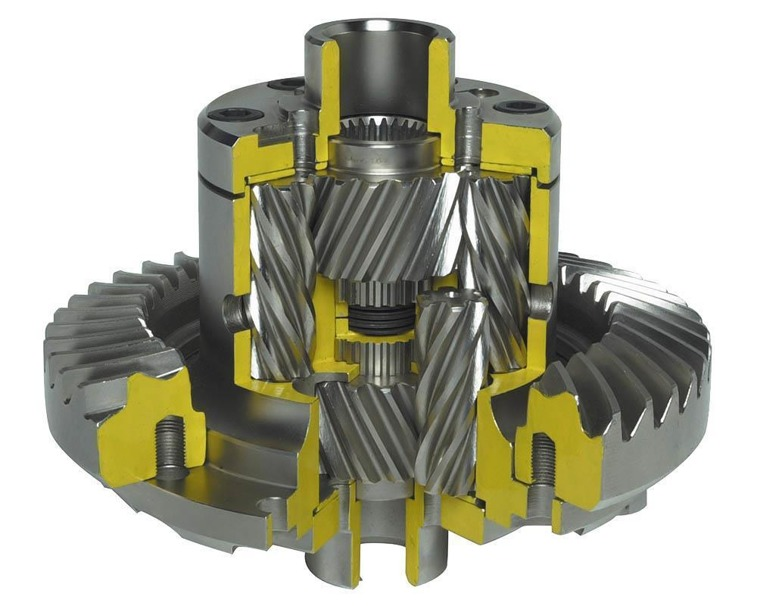 Quaife QDF12J ATB differential Volvo 850/855, C70, S70, V70, S40, V40 with M56 gearbox