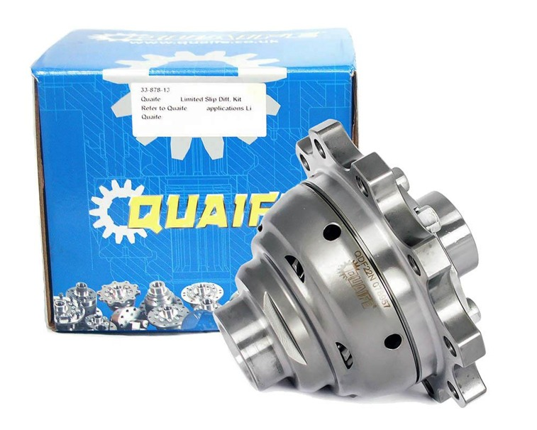 Quaife QDF22R ATB differential VW Polo with 02T gearbox