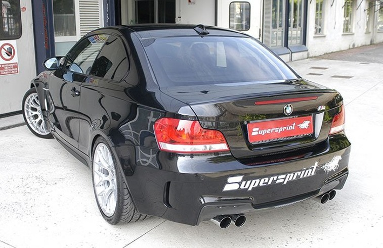 Supersprint 980912 front pipes kit (Replace kat) Right + Left BMW 1M E82 2011-