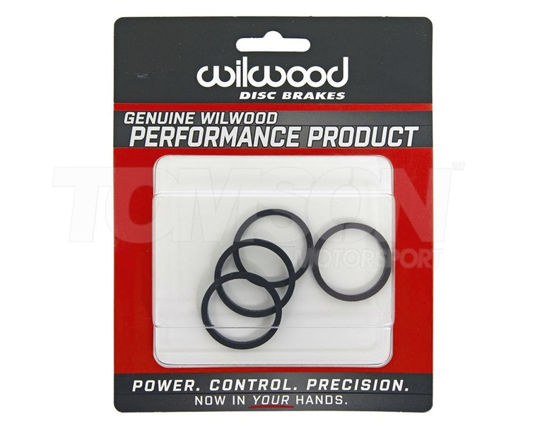 "Wilwood 130-4346 oring kit (seal caliper kit) 1.62"" (4 pack)"
