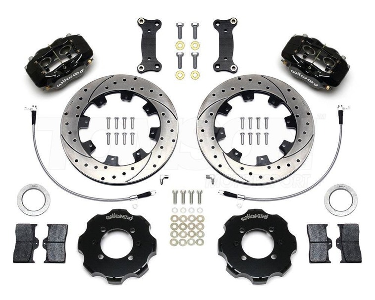 Wilwood 140-14233-D Forged Dynalite Big Brake Kit Mazda MX-5 ND 310 mm (front)