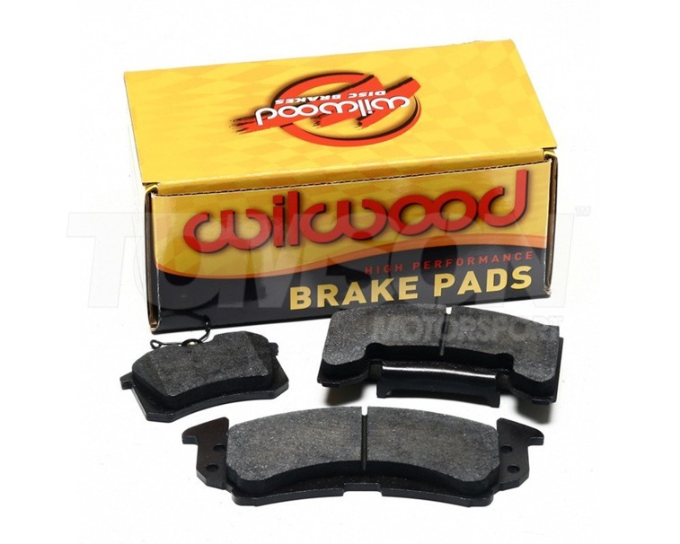 Wilwood 150-14772K BP30 brake pads for Wilwood 4 and 6-pot callipers (7416)