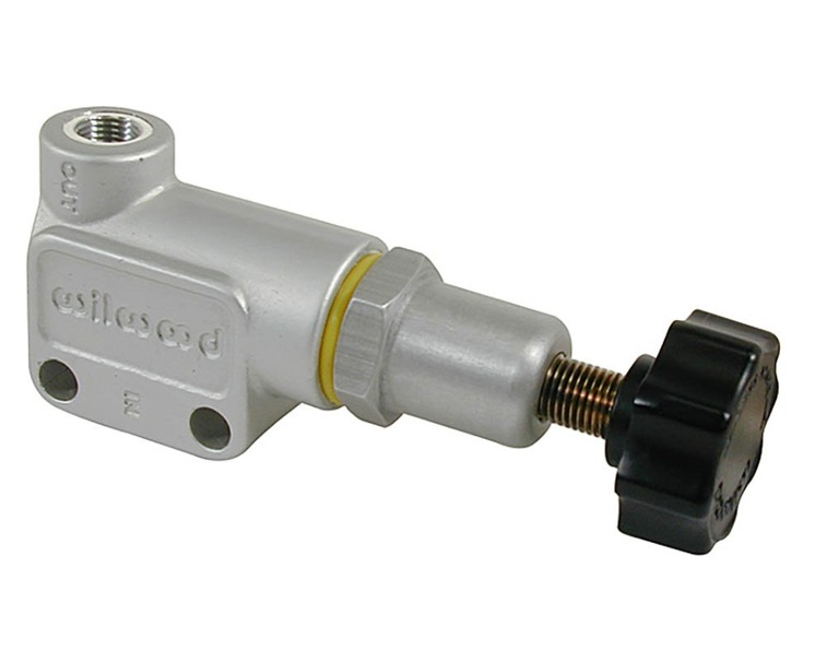 Wilwood 260-12627 knob style proportioning valve M10x1