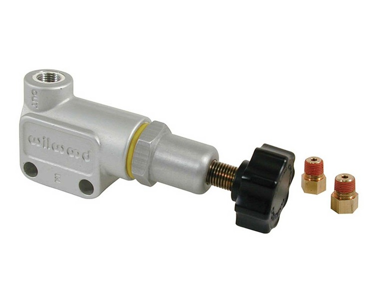 Wilwood 260-8419 knob style proportioning valve 3/8""